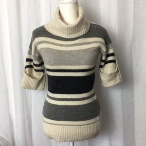Fenn Wright Manson Soft Fleece Sweater Turtleneck